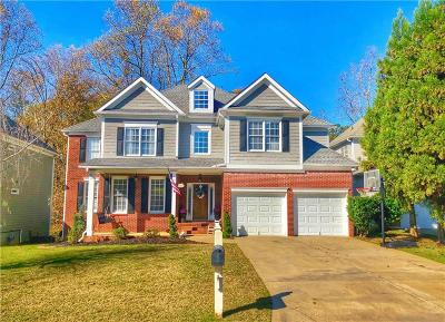 Forsyth County Single Family Home For Sale: 5435 Old Haven Court