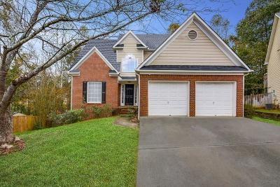Smyrna Single Family Home For Sale: 1620 Concord Meadows Drive SE