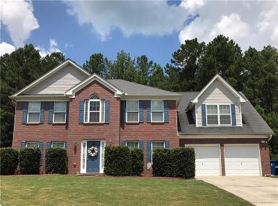 Loganville Single Family Home For Sale: 1333 McKinsey Ridge