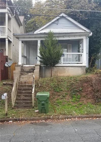 Summerhill Single Family Home For Sale: 140 South Avenue SE