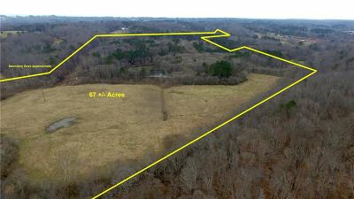 Canton Land/Farm For Sale: Epperson Road