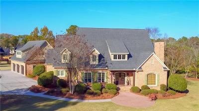 Calhoun Single Family Home For Sale: 123 Timber Ridge Lane NE