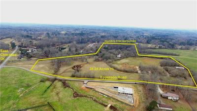 Canton Land/Farm For Sale: 00 Epperson Road
