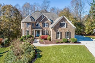 Forsyth County Single Family Home For Sale: 6150 Boathouse Terrace