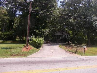 Decatur Single Family Home For Sale: 3460 Waldrop Road
