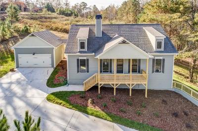 Ellijay Single Family Home For Sale: 173 Appaloosa Drive