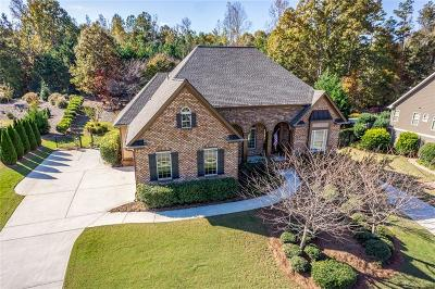 Buford Single Family Home For Sale: 2166 Abbott Drive