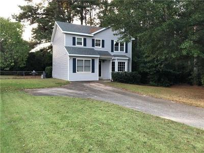 Gwinnett County Single Family Home For Sale: 1261 Summit Links Court