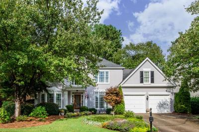 Dunwoody Single Family Home For Sale: 2360 Briarleigh Way
