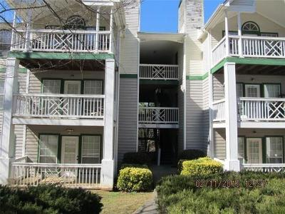 Decatur Condo/Townhouse For Sale: 3602 Shepherds Path