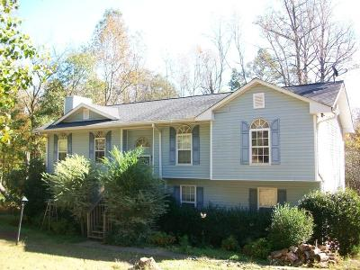 Gainesville Single Family Home For Sale: 3413 Chipmunk Trail