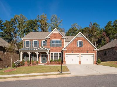 Buford Single Family Home For Sale: 4295 Woodland Bank Boulevard