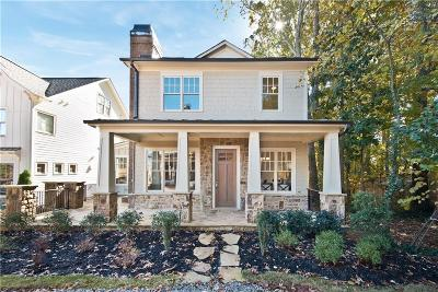 Norcross Single Family Home For Sale: 5640 Vineyard Park Trail