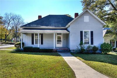Bartow County Single Family Home For Sale: 216 Leake Street