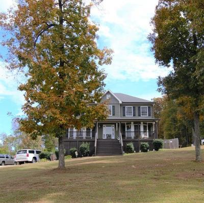 Bartow County Single Family Home For Sale: 19 Cherokee Hills Drive