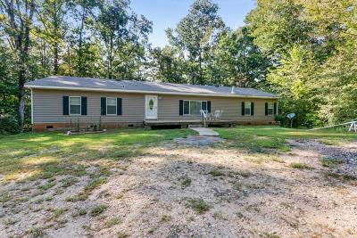 Gainesville Single Family Home For Sale: 3466 Eberhart Cemetery Road