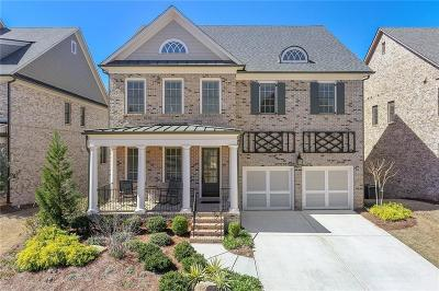 Marietta GA Single Family Home For Sale: $859,900