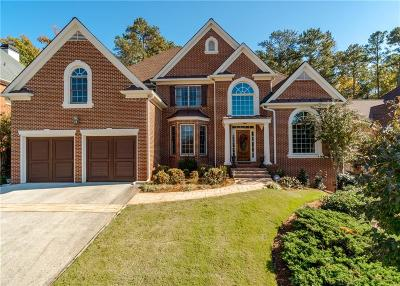 Acworth Single Family Home For Sale: 5733 Brookstone Drive NW