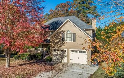 Cobb County Single Family Home For Sale: 6314 Braidwood Overlook