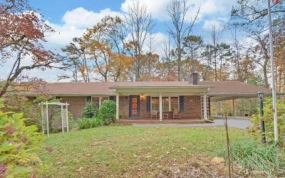 Gilmer County Single Family Home For Sale: 8041 Big Creek Road