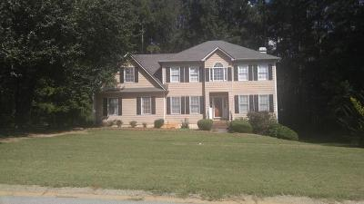 Hiram Single Family Home For Sale: 347 Lakeview Lane