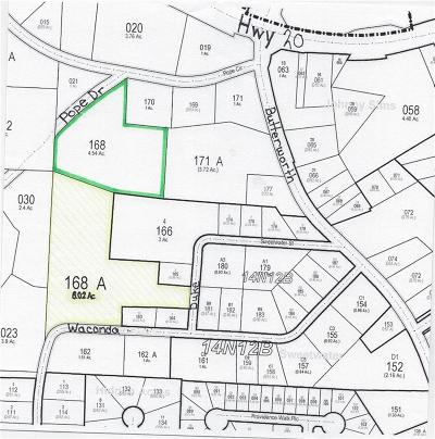 Canton Residential Lots & Land For Sale: Pope Drive