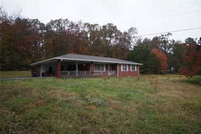 Rockmart Single Family Home For Sale: 470 Morgan Valley Road