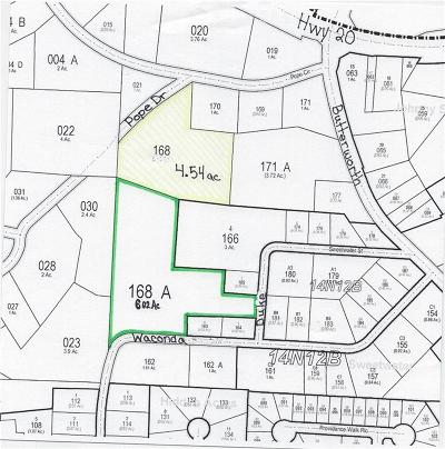 Canton Residential Lots & Land For Sale: Waconda Avenue