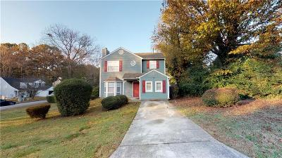 Lithonia Single Family Home For Sale: 2011 Hida Burns Place