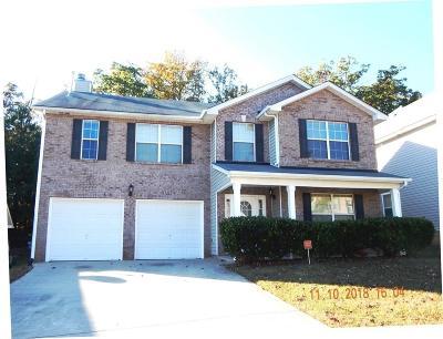 Single Family Home For Sale: 6986 Bonnes Boulevard