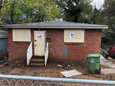 Fulton County Single Family Home For Sale: 1159 Ira Street SW