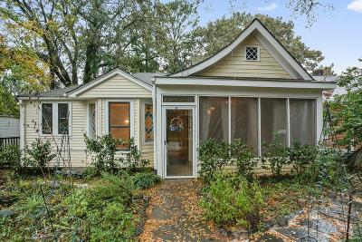 College Park Single Family Home For Sale: 1977 Rugby Avenue