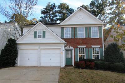 Alpharetta GA Single Family Home For Sale: $334,000