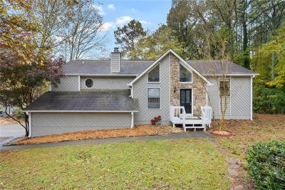 Acworth Single Family Home For Sale: 1147 Norfolk Drive NW