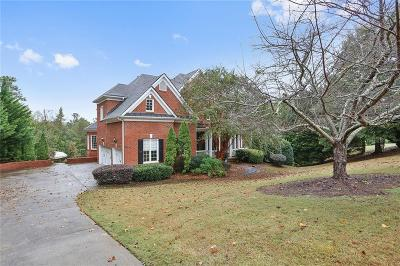 Alpharetta Single Family Home For Sale: 805 Lake Mist Cove