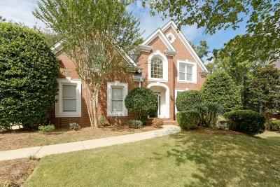 Marietta GA Single Family Home For Sale: $559,000