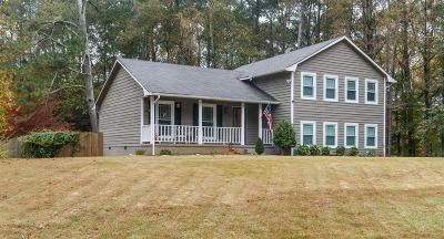 Mableton Single Family Home For Sale: 4766 McKee Court SW
