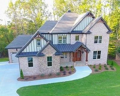 Lawrenceville Single Family Home For Sale: 1375 Harris Road