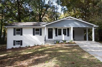 Decatur Single Family Home For Sale: 2975 McGlynn Court
