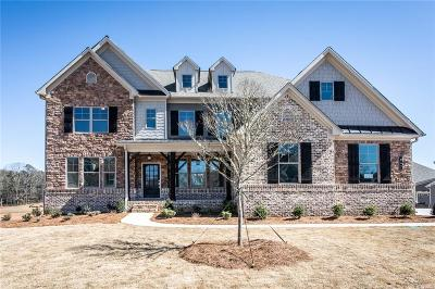 Kennesaw Single Family Home For Sale: 847 Rolling Hill