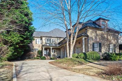 Marietta GA Single Family Home For Sale: $1,200,000