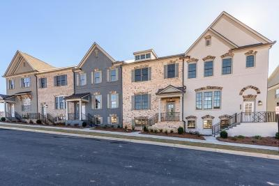 Brookhaven Condo/Townhouse For Sale: 2501 Skyland Drive #44