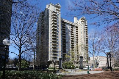 Atlanta Condo/Townhouse For Sale: 3334 Peachtree Road NE #706