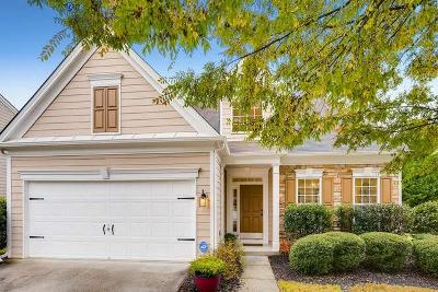 Woodstock Single Family Home For Sale: 321 Dexter Drive