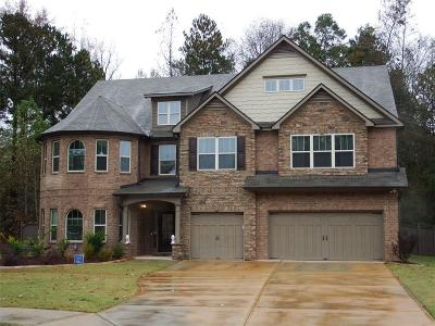 Powder Springs Single Family Home For Sale: 4484 Lily Brooke Court
