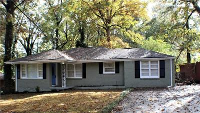 Decatur Single Family Home For Sale: 1920 Rosewood Road