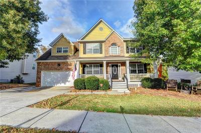 Braselton Single Family Home For Sale: 301 Franklin Street