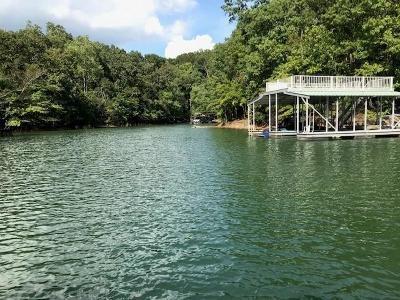 Alpharetta, Cumming, Johns Creek, Milton, Roswell Residential Lots & Land For Sale: 7825 Scenic Drive