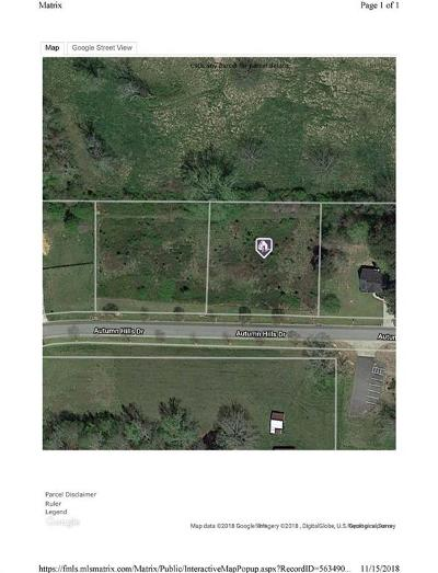 Residential Lots & Land For Sale: 6620 Autumn Hills Drive