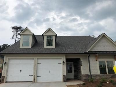 Forsyth County Single Family Home For Sale: 1685 Nestledown Drive